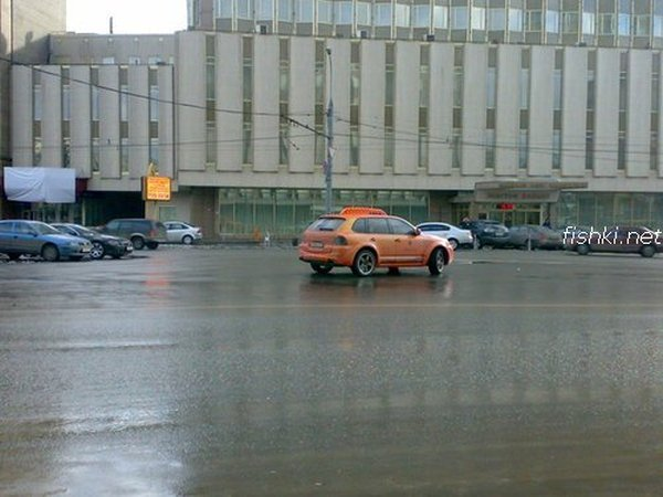 Moscow luxury cabs 7