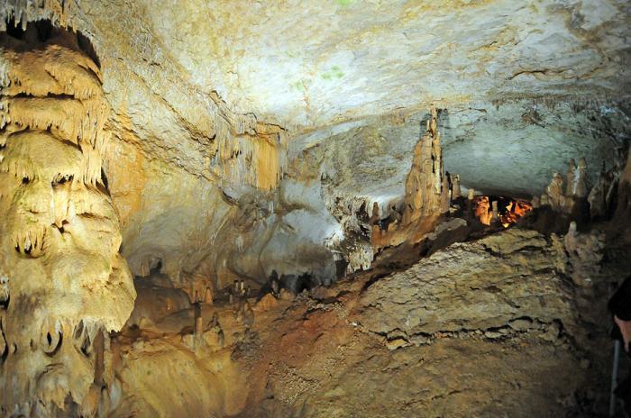 The Russian cave, Ukraine 12