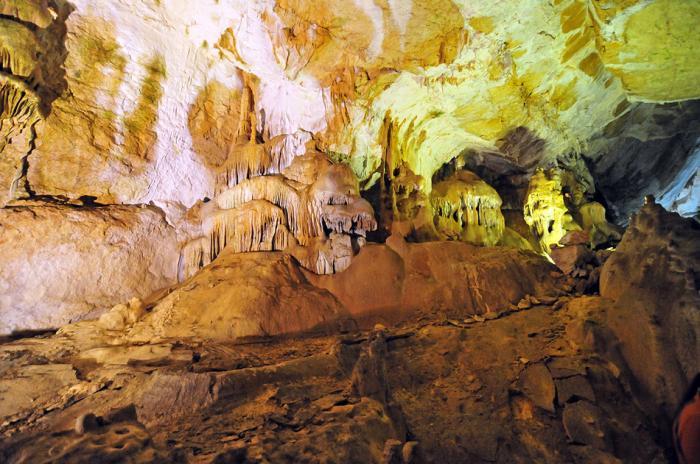 The Russian cave, Ukraine 16