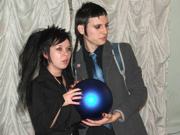 Strange wedding in Ukraine 11