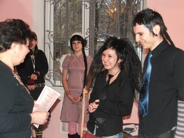 Strange wedding in Ukraine 4