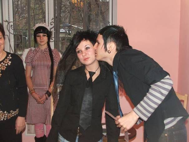 Strange wedding in Ukraine 8