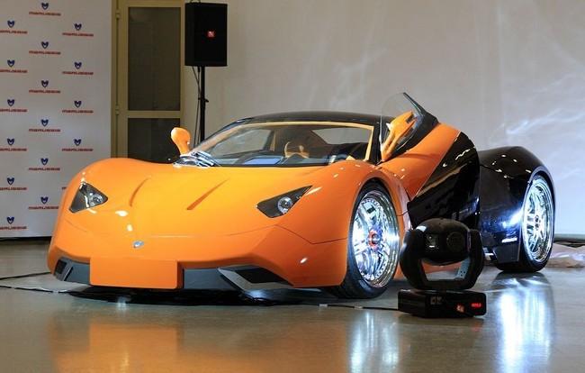 Russian sports car 1