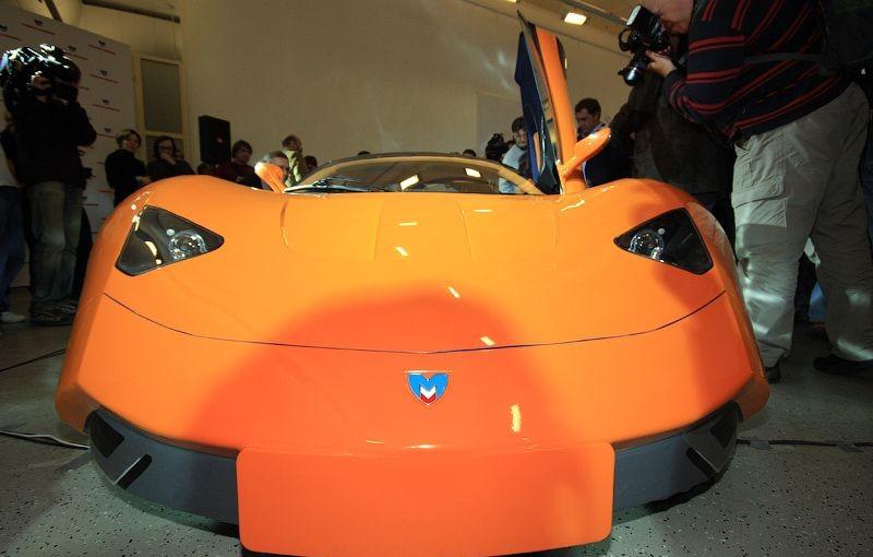 Russian sports car 12