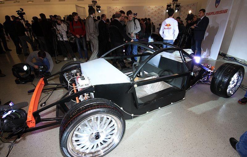 Russian sports car 13