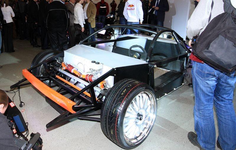 Russian sports car 15
