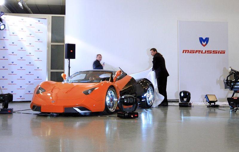 Russian sports car 2