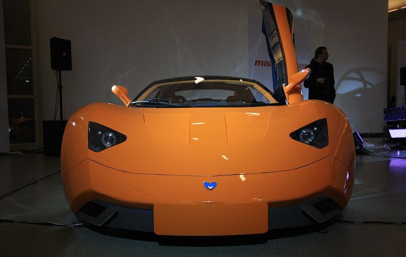 Russian sports car 3