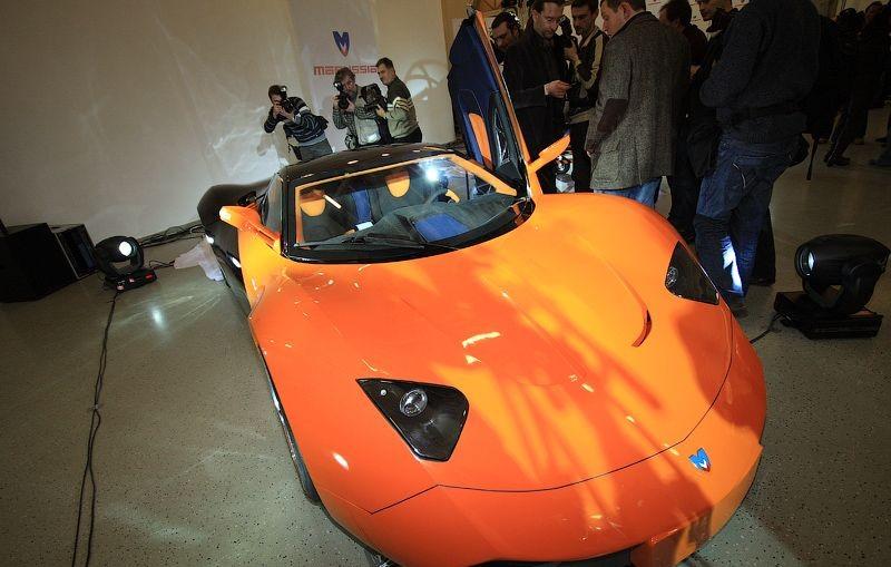 Russian sports car 4