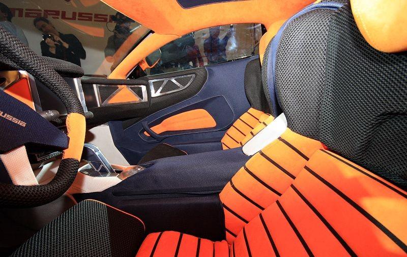 Russian sports car 6