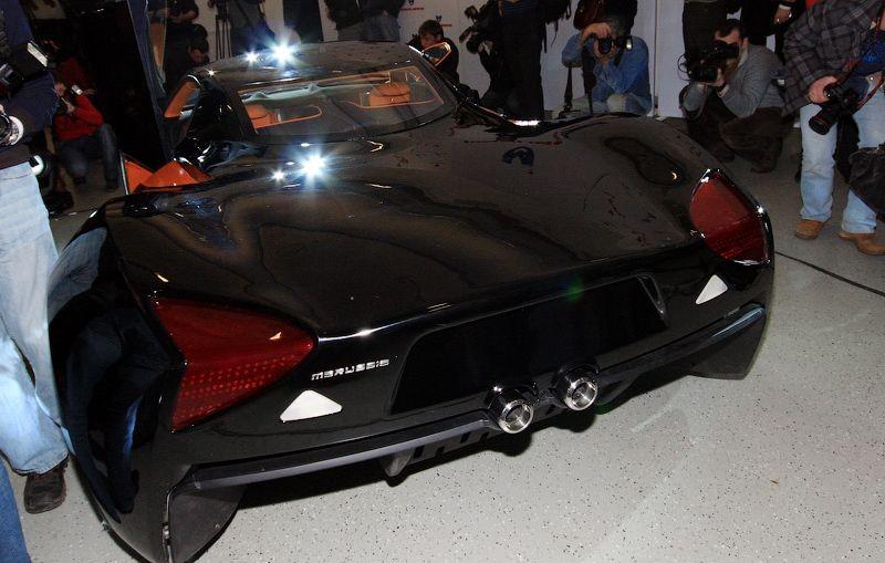 Russian sports car 8