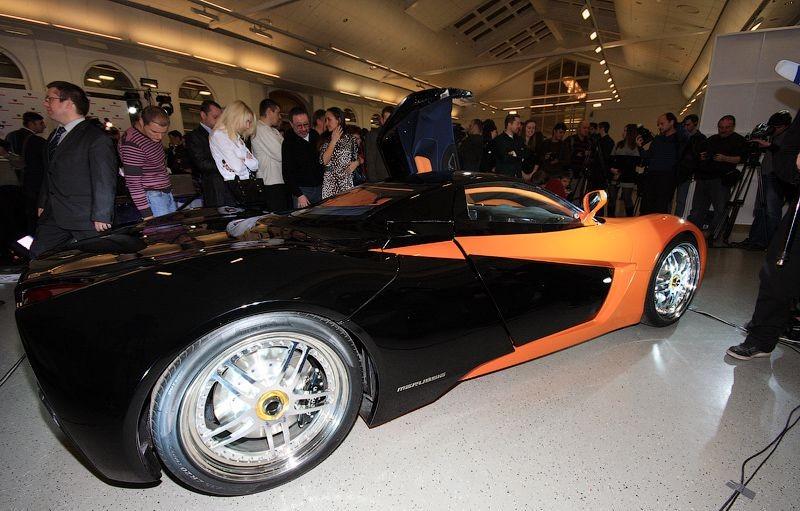 Russian sports car 9
