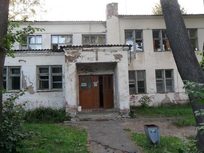 Russian maternity clinic 9