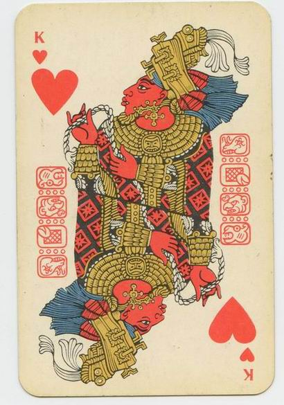 Russian playing cards 1