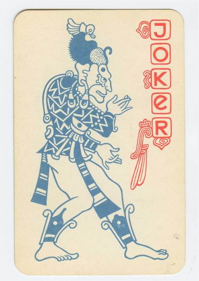 Russian playing cards 10