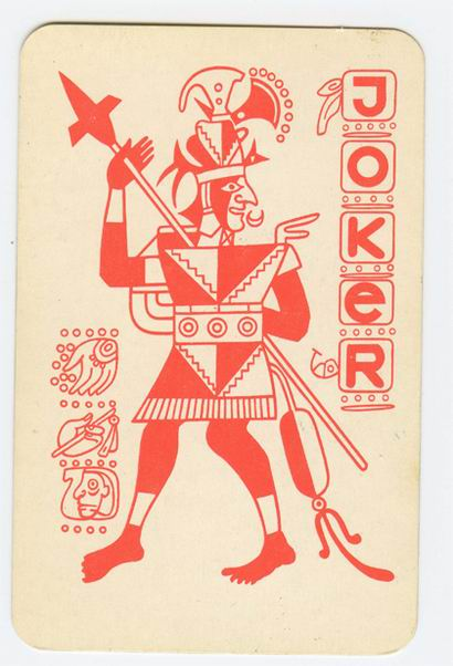 Russian playing cards 11