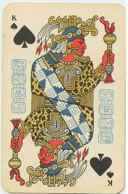 Russian playing cards 13