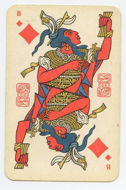 Russian playing cards 2