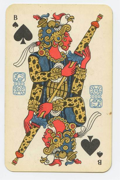 Russian playing cards 3