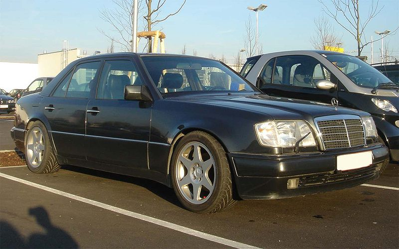 Russian Mercedes Tuning