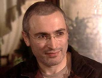 Mihail Khodorkovsky, 2002