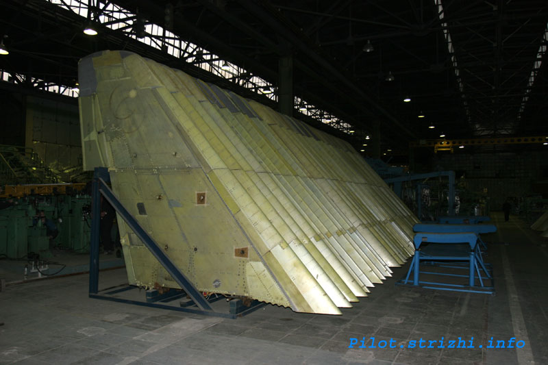 Russian mig jets factory 9