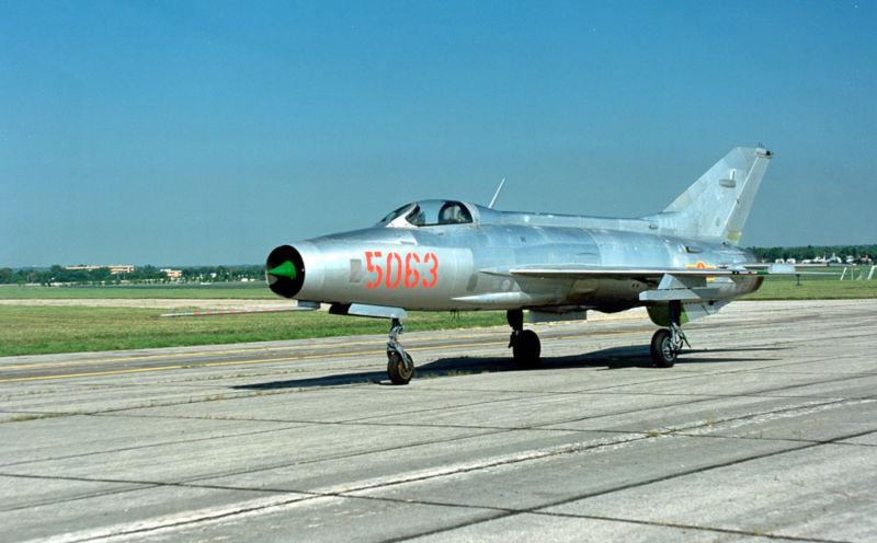 MIG fighter 11