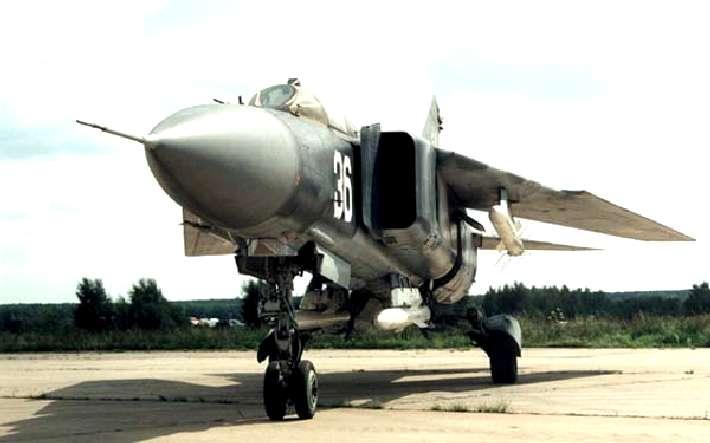 MIG fighter 12
