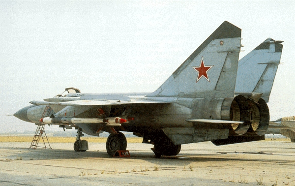 MIG fighter 13