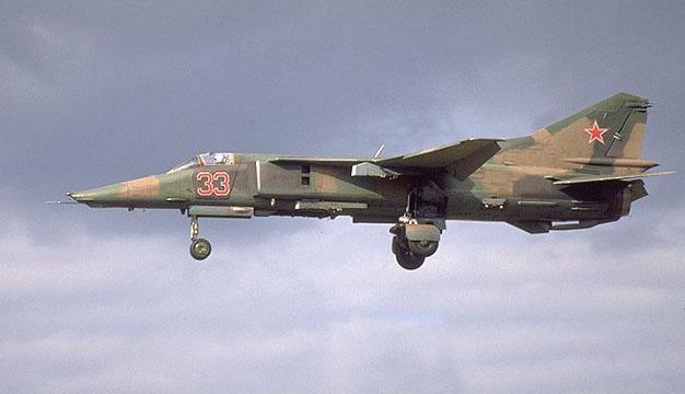 MIG fighter 15