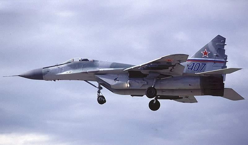 MIG fighter 16