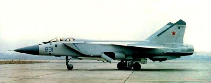 MIG fighter 17