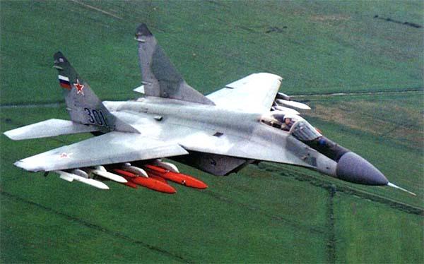 MIG fighter 18