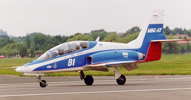 MIG fighter 19