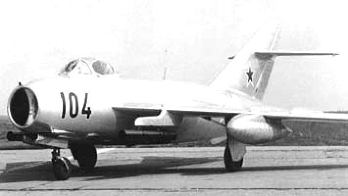 MIG fighter 9