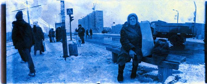 Photos of Russia by Boris Mikhailov 23