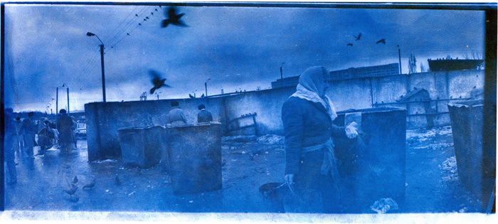 Photos of Russia by Boris Mikhailov 29