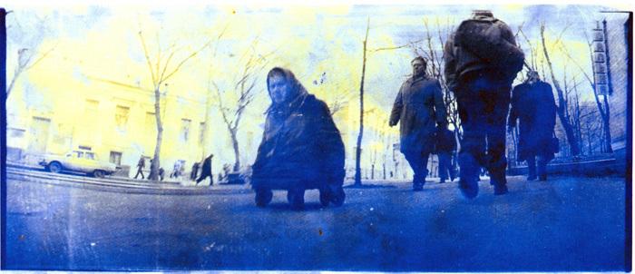 Photos of Russia by Boris Mikhailov 31