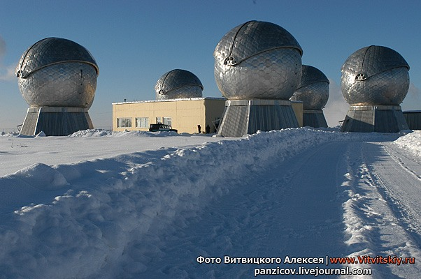 Russian army and its Russian telescopes 6