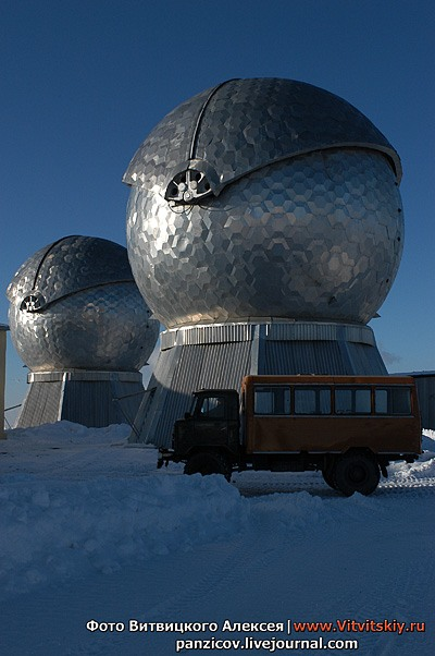 Russian army and its Russian telescopes 7