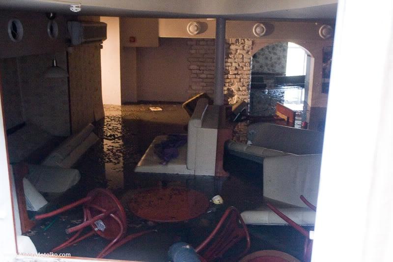 Flooding in Minsk 17