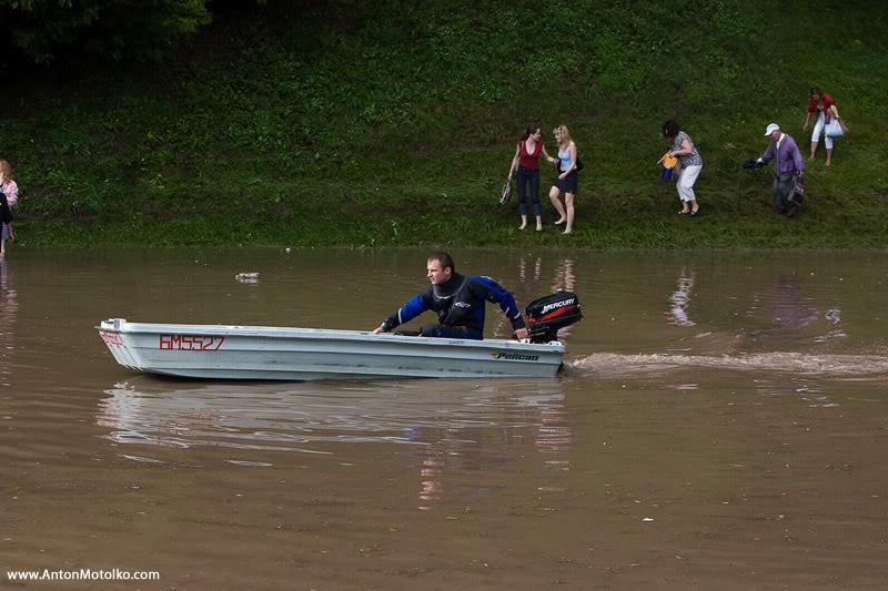 Flooding in Minsk 20