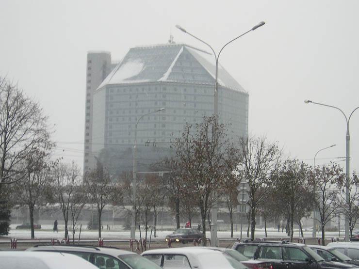 Library in Minsk 5