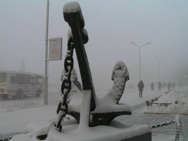 extreme cold in Russia 10