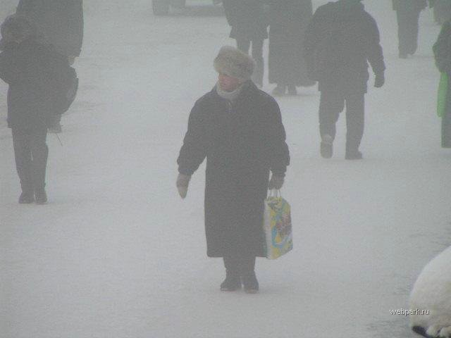 extreme cold in Russia 8
