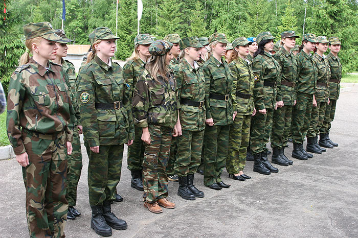 Russian Army Beauty Contest 2