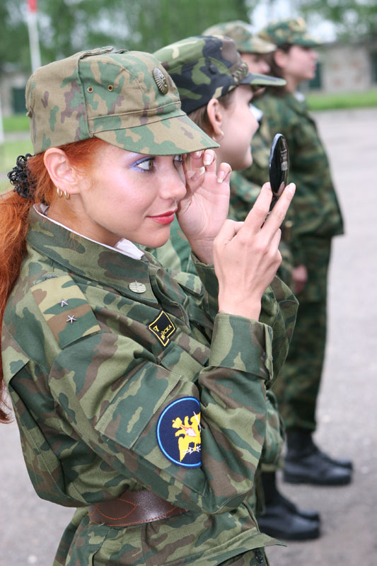 Russian Army Beauty Contest 7