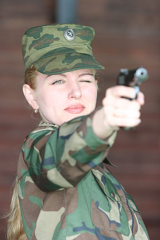Russian Army Beauty Contest 8