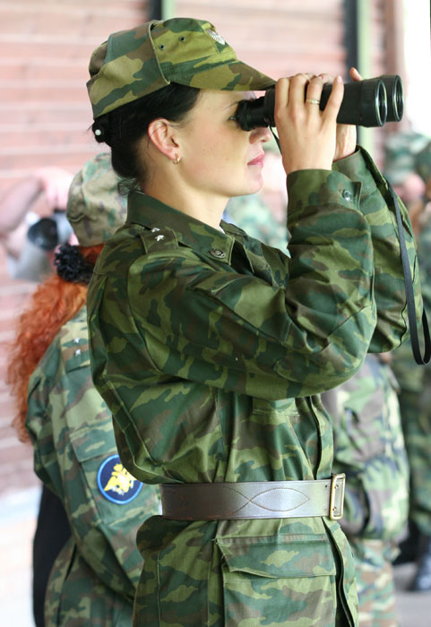 Russian Army Beauty Contest 9