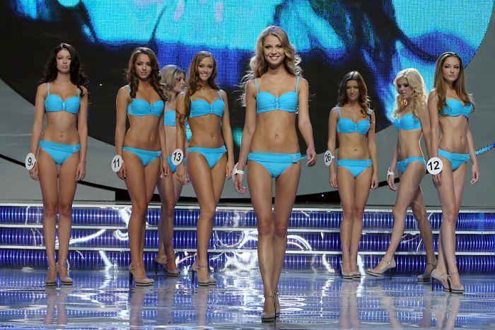 12 Günün Güzelleri   Miss Ukrayna 2010